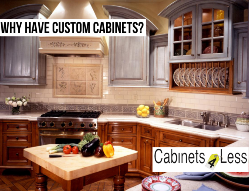 Why Have Custom Cabinets?