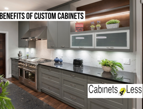 What are the Benefits of Custom Cabinets?