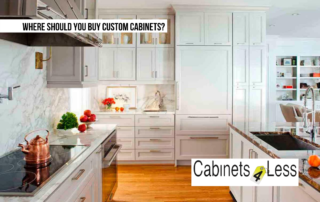 Where Should You Buy Custom Cabinets
