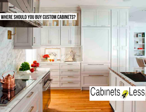 Where Should You Buy Custom Cabinets?