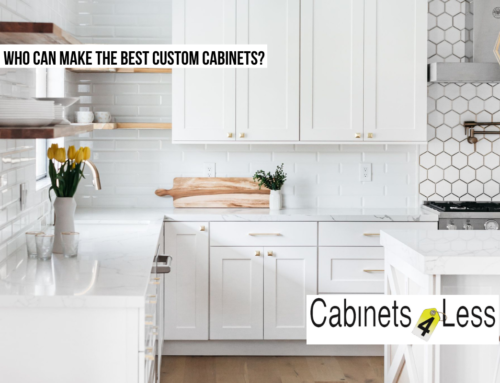 Who Can Make the Best Custom Cabinets?