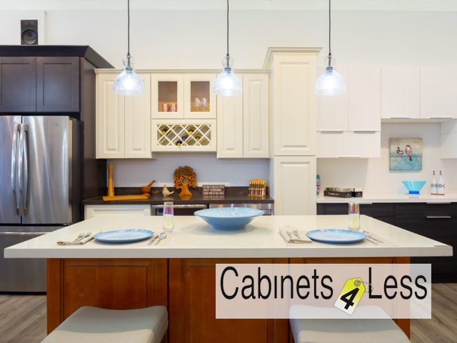 Cabinets – For Kitchen and Bath