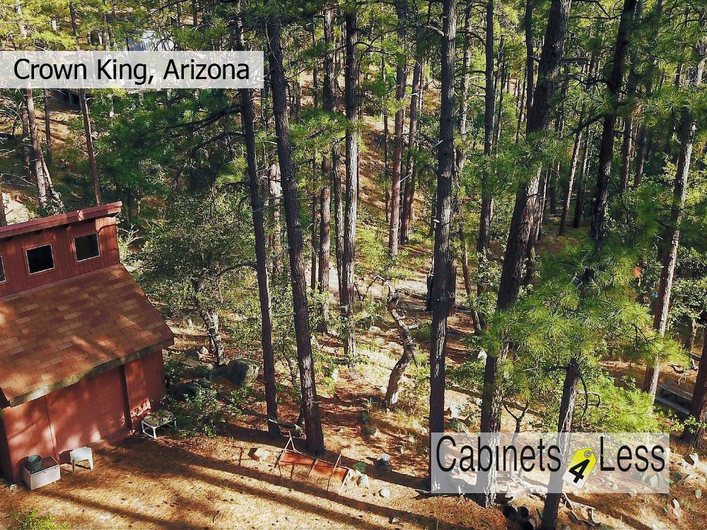 Crown King, Arizona