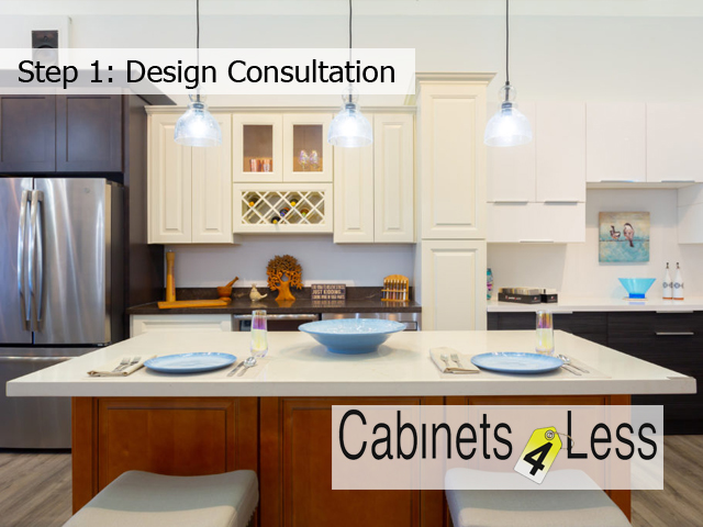 Step 1: Design Consultation