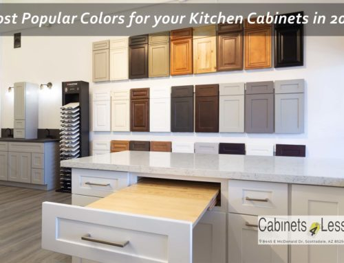 Most Popular Colors for your Kitchen Cabinets in 2021