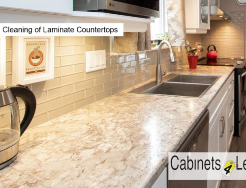 Care & Cleaning of Laminate Countertops