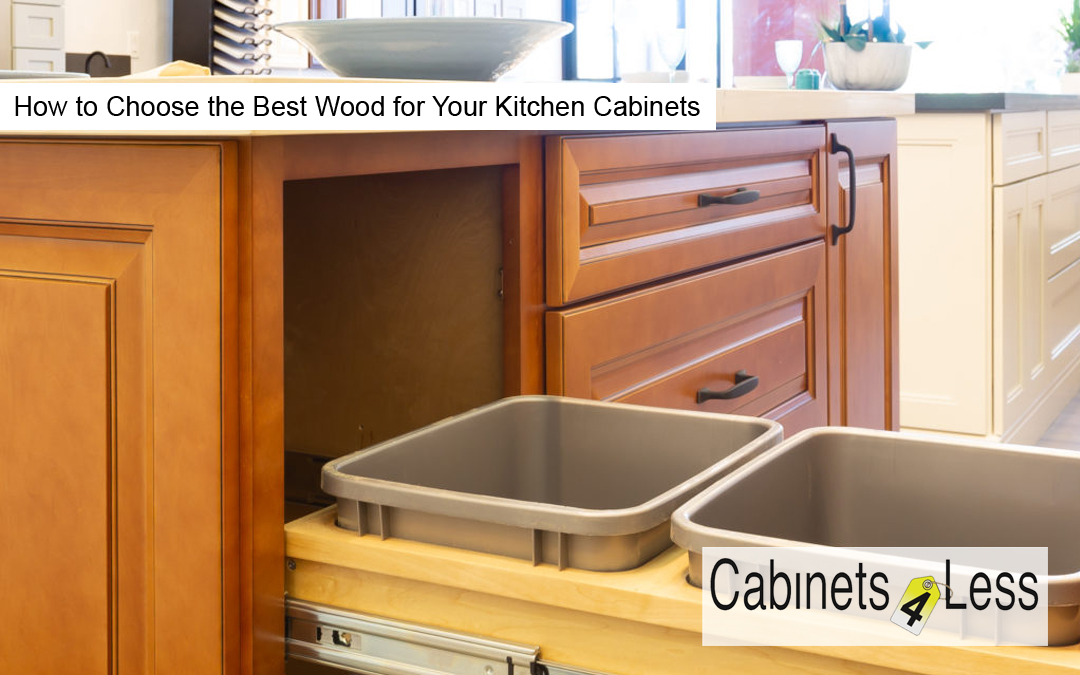 How to Choose the Best Wood for Your Kitchen Cabinets