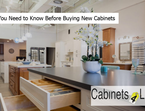 Things You Need to Know Before Buying New Cabinets